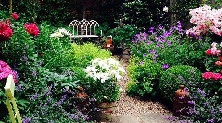 Clapham - Private Garden